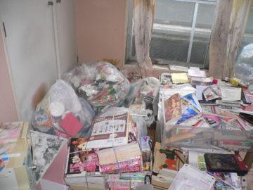 さいたま市中央区ゴミ屋敷女性依頼