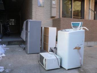 川越市内の不用品回収