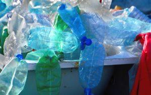 川越市の部屋大量なペットボトル