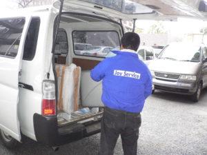 戸田市の部屋から粗大ゴミを回収