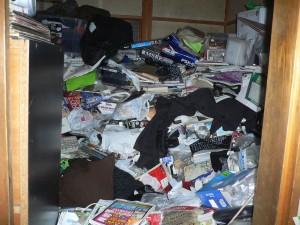 富士見市ゴミ屋敷部屋片付け