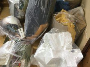 部屋片付け 新座市のゴミ